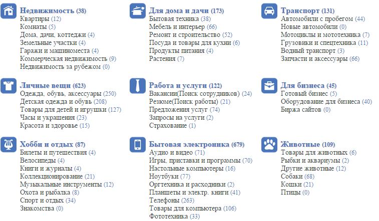 счетчик объявлений boxcode 8.4